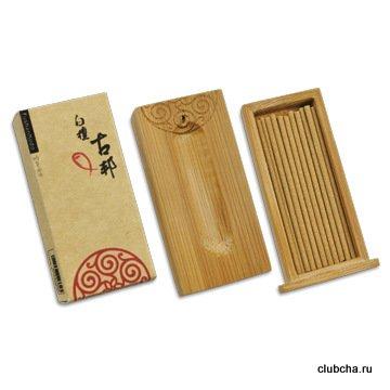 Бай Тан Гу Бан, палочки 57 мм, бамбуковая Сян Лу