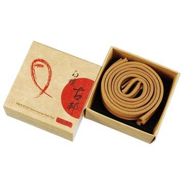Бай Тан Гу Бан (сандал, спирали, 16 шт, горение 2 часа)