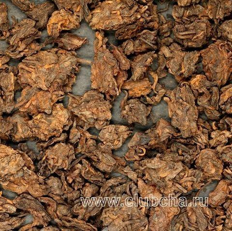 Чай Пуэр Шу Ча Тоу '12 №600