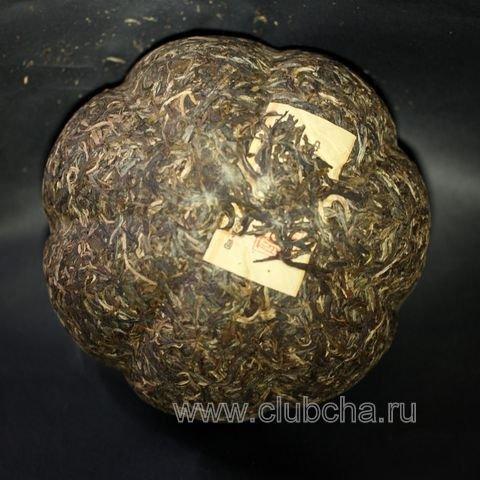Чай Пуэр Шэн Хэн Фэн Чхан Цзинь Гуа '10 №600