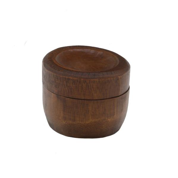 Банка для чая бамбук