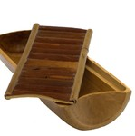 "Чайный столик ""Ствол бамбука"""