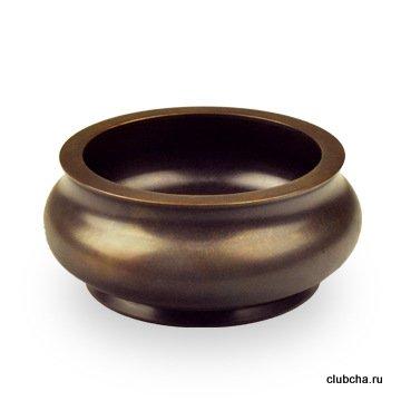"""Сян Лу, бронза, """"Сосна"""" 2,6 inch"""