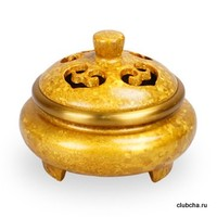 """Сян Лу, бронза, """"Подснежник"""" золотая"""
