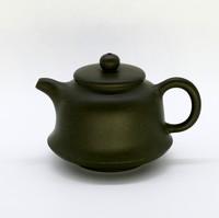 """Чайник глина зелёная """"Лесной Колокол"""" 122мл"""