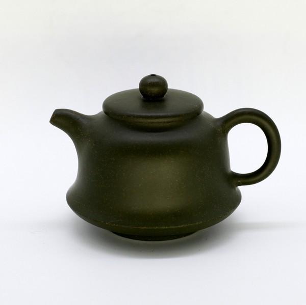 """Чайник глина зелёная """"Лесной Колокол"""" 120 мл"""