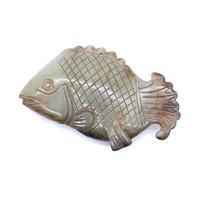 """Нефрит """"Рыба"""""""
