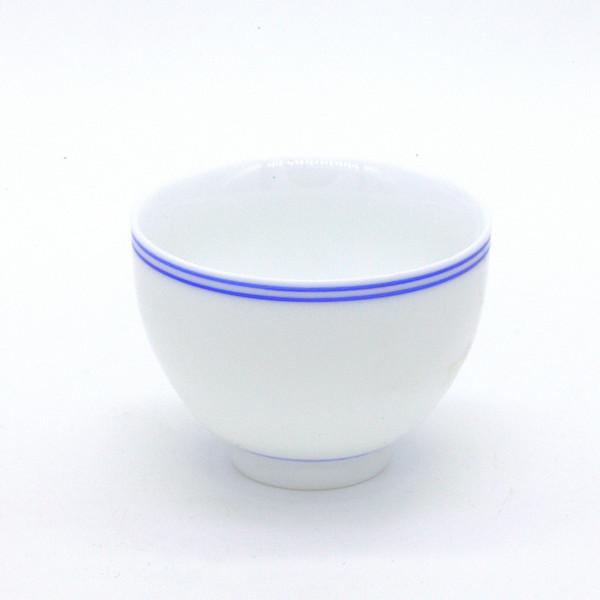 """Чашка фарфор """"Кобальтовый ободок"""" 60 мл6 CH-19-10-006"""