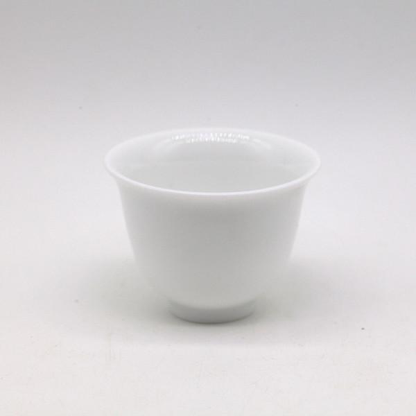 """Чашка фарфор """"Тюльпан"""" средний 54мм"""