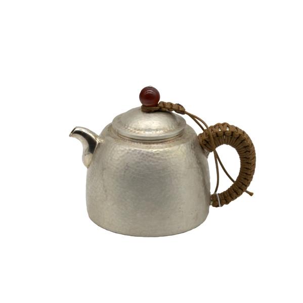 """Чайник, серебро """"Хун Чжу"""""""