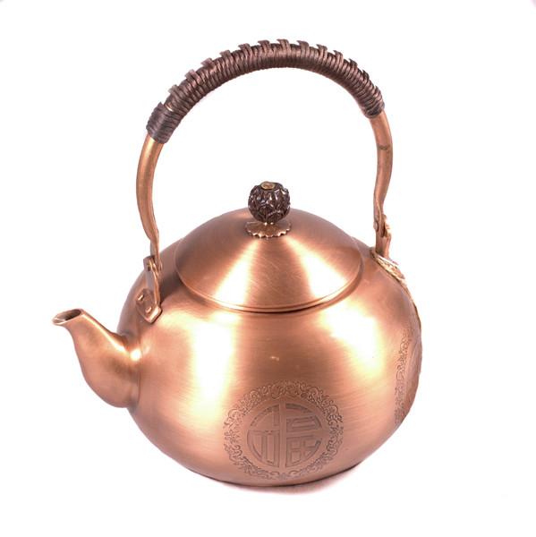 """Чайник для воды Медь """"Фу Шоу"""""""
