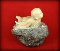 Даос, глина & камень (1)