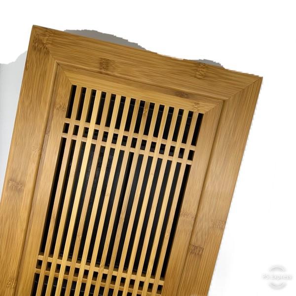 """Чайный столик бамбук """"Лаконичный"""""""