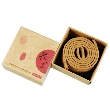 Бай Тан Ди Вен (сандал, спирали, 16 шт, горение 2 часа)