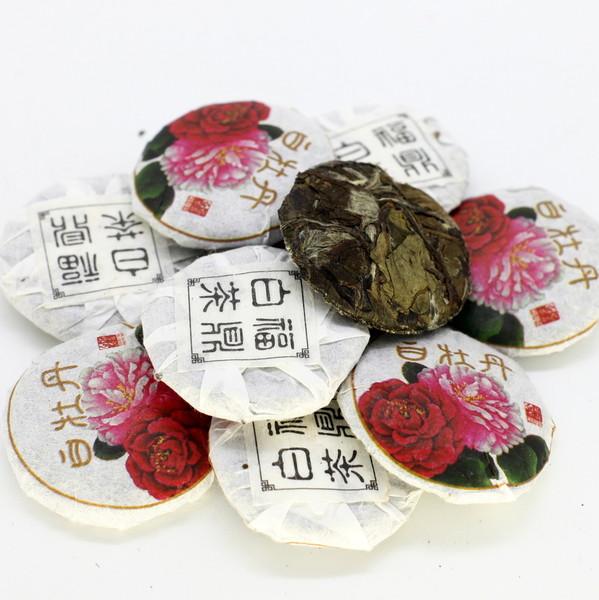 Чай Бай Му Дань Мини Бин '18 №420