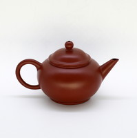 """Чайник глина рыжая """"Шуй Пин"""" 130мл"""