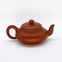 """Чайник глина рыжая """"Пестрый"""" 90мл"""