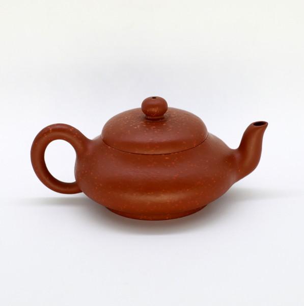 """Чайник глина рыжая """"Пестрый"""" 90 мл"""