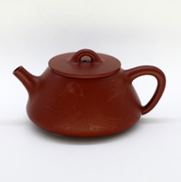 "Чайник глина рыжая ""Шипяо Старик"" 160мл"