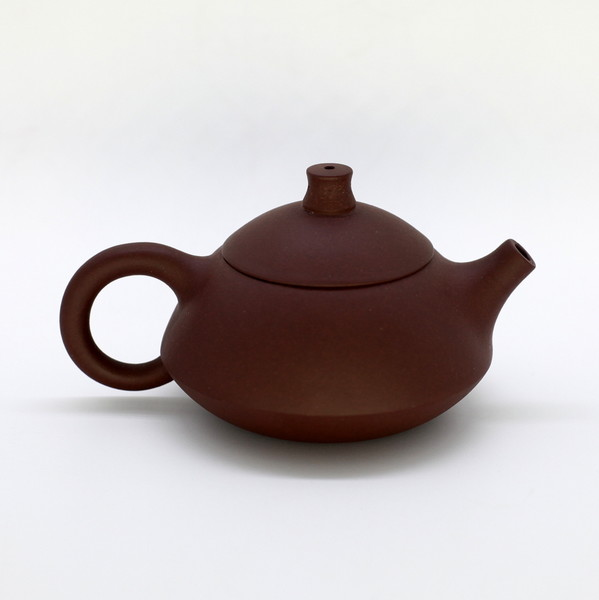 Чайник глина коричневая 100 мл