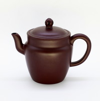 "Чайник глина коричневая ""Благородный муж"" 165мл"