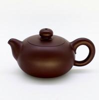 """Чайник глина коричневая """"Отражение луны"""" 130мл"""