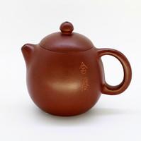 """Чайник глина коричневый """"Яйцо Дракона"""" 150мл"""