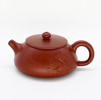 """Чайник глина рыжая """"Водяная Лилия"""" 125мл"""