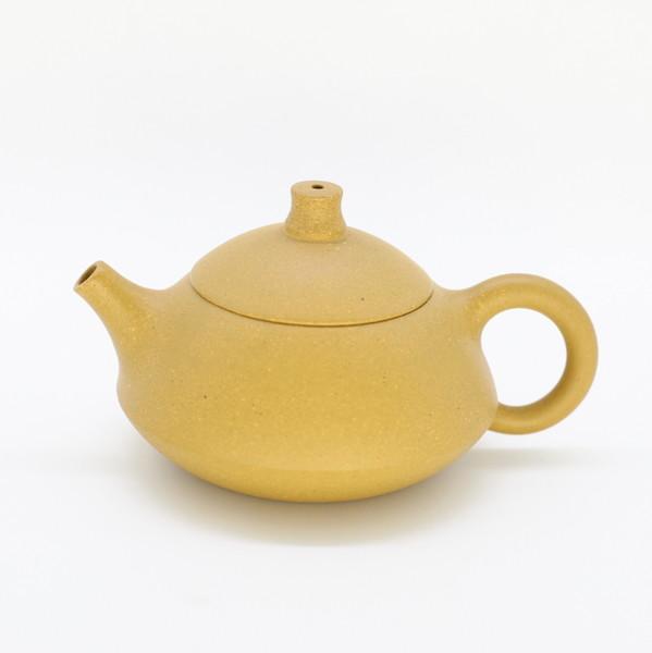Чайник глина желтая 100мл