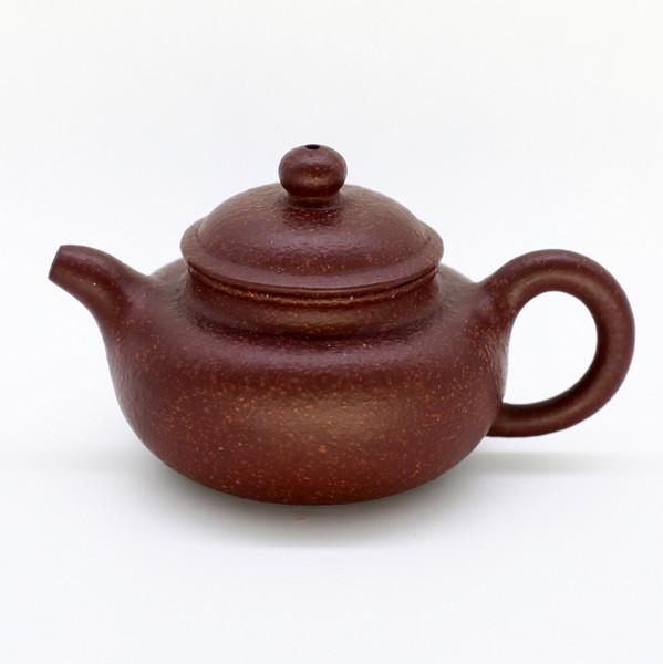 """Чайник глина коричневая """"Подражание древности"""" 100мл"""