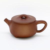 "Чайник глина коричневый ""Ши Пяо Каменный Ковш"" 90мл"