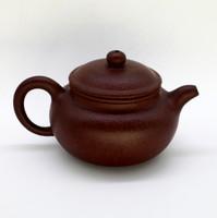 """Чайник глина коричневая Фан Гу """"Подражание древности"""" 165мл"""