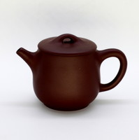 Чайник глина коричневая 150мл