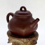 "Чайник глина коричневая Фан Ху ""Округлый"" 140мл"