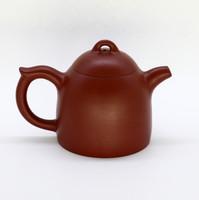 """Чайник глина коричневая """"Цинская сила"""" 125мл"""