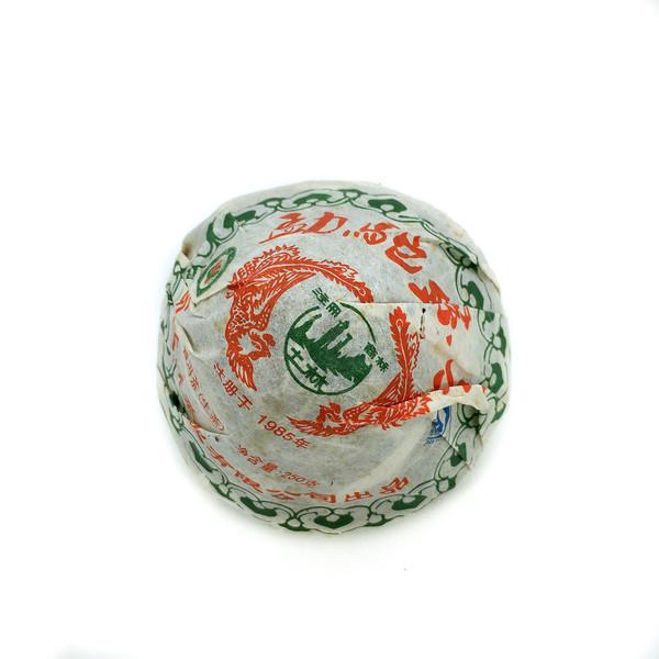 Чай Пуэр Шэн Тху Линь Му Гуо '11 №600