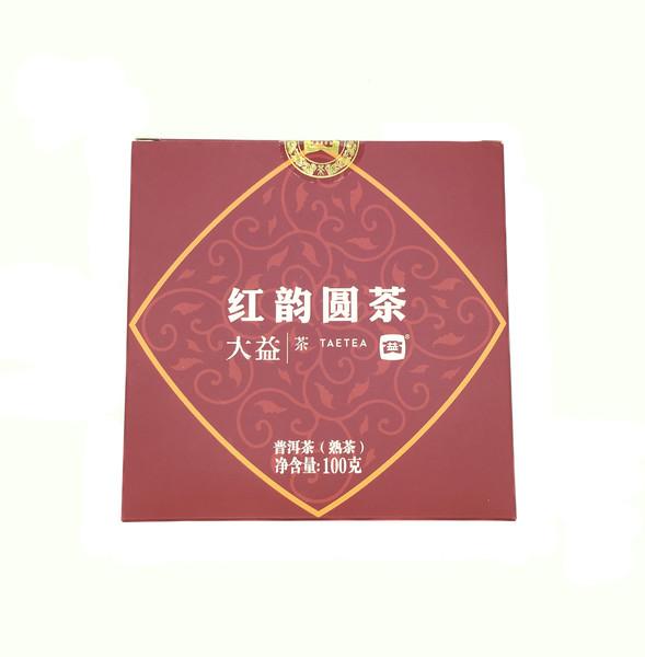 Чай Пуэр Шу Хун Инь Юань Чжуань '18 №360