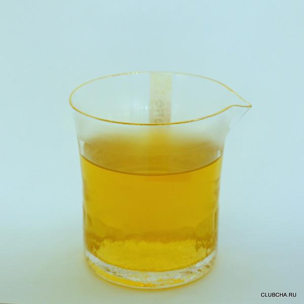 "Чахай ""Колотый лёд, колба"",стекло"