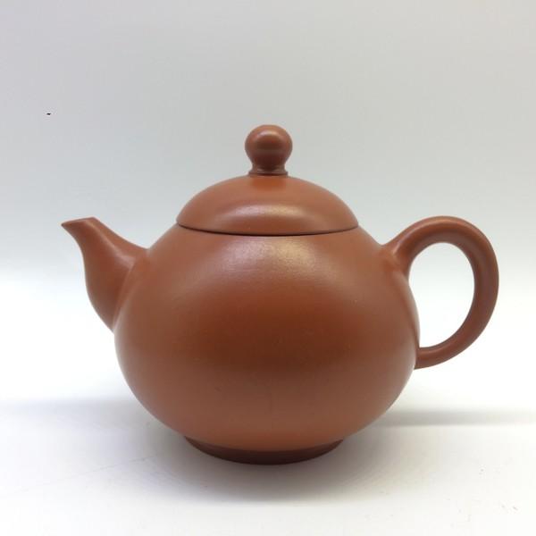 """Чайник """"Киноварная глина"""" 210 мл"""