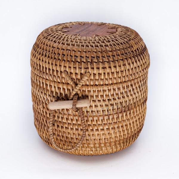 """Короб бамбук """"Малый"""""""