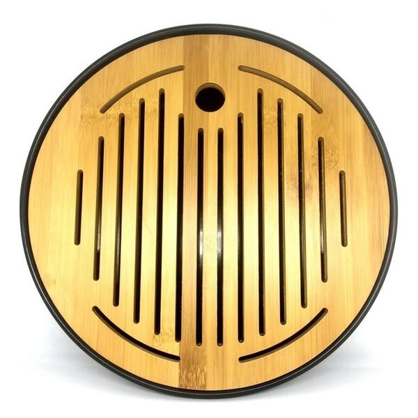 "Чайный столик, Бамбук ""Геометрия"""