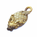 Нефрит Черепаха дракон