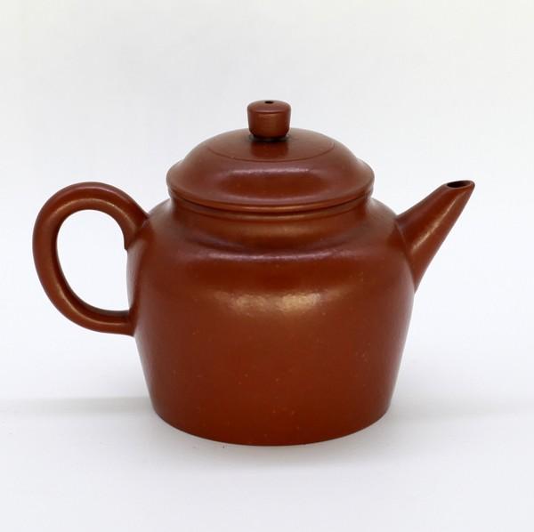 """Чайник глина рыжая """"Старая Традиция"""" 100 мл"""