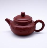 """Чайник глина рыжая """"Горькие Травы"""" 120мл"""