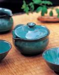 Набор Глазурь Зеленый Нефрит
