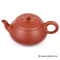 "Чайник рыжий ""Ши Пяо"" Каменный ковш"