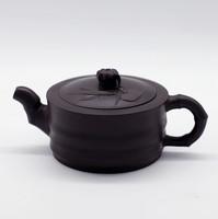 "Чайник глина коричневая ""Бамбук"" 115 мл"