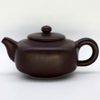 """Чайник глина коричневая """"Сыфан"""" 197 мл"""