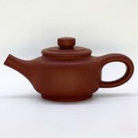 "Чайник глина рыжая ""Быстрый слив"" 168 мл"
