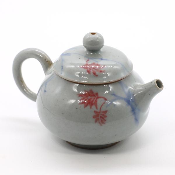 Чайник фарфор цинского периода реплика
